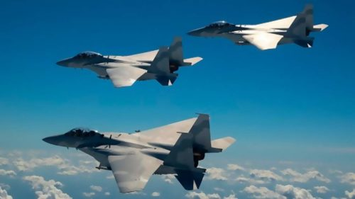 Boeing unveils F-15QA fighter jets with advanced next-gen systems