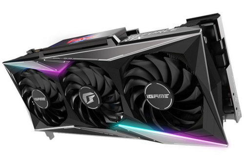 Colorful iGame GeForce RTX 3070 Ti Vulcan OC 8G-V review