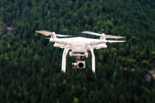 Five Uses for Drones in Major League Sports