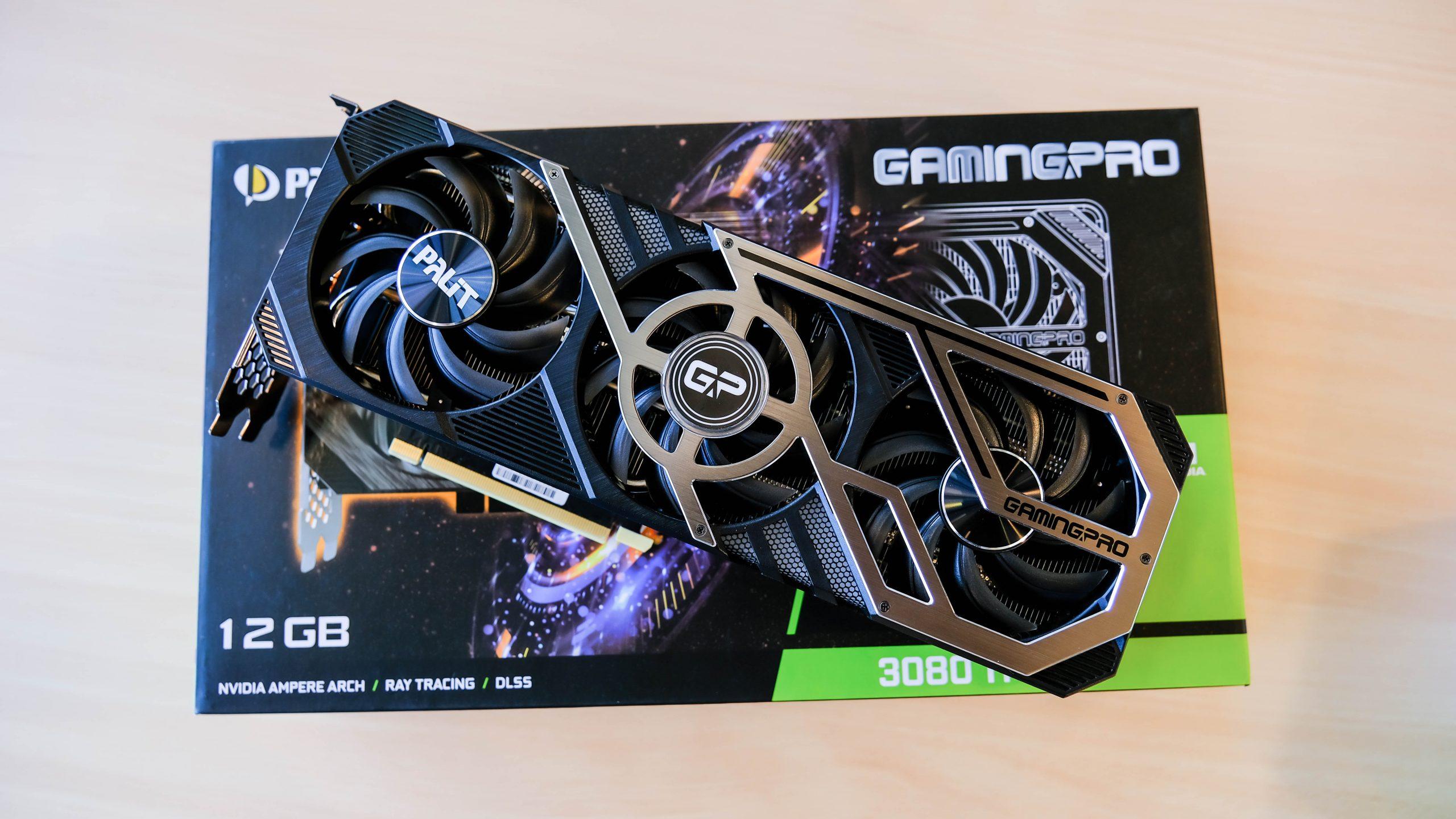 Palit GeForce RTX™ 3080 Ti Gaming Pro