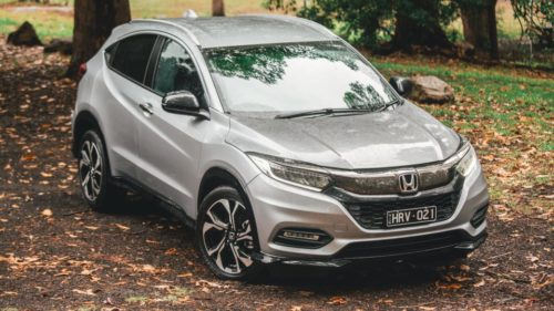 Everything you need to know about the 2021 Honda HR-V: Virtual Test Drive