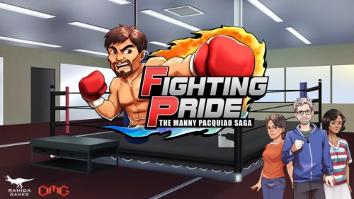 Pacquiao Mobile Game, Fighting Pride, Now In Open Beta