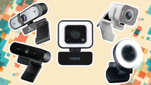 Webcams you can buy under PHP 10K