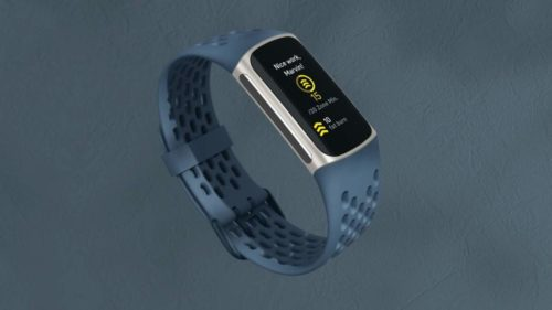 Fitbit Charge 5 goes official with color screen, GPS & up to 7 days battery life