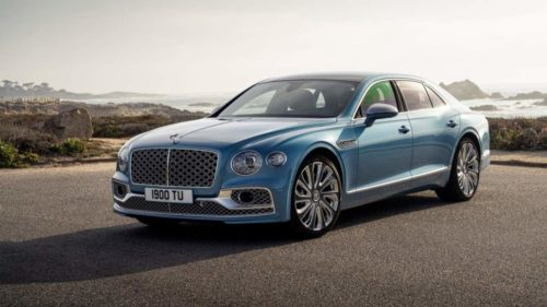 Bentley's Flying Spur Mulliner is the most luxurious plug-in hybrid we've ever seen
