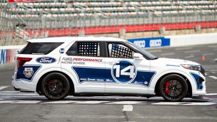 Ford Performance Explorer ST