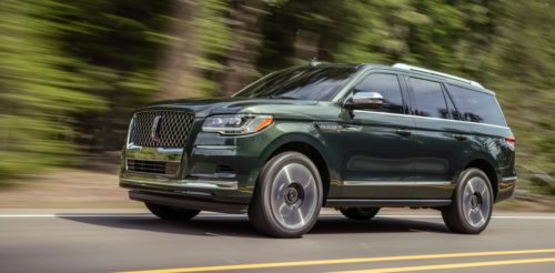 2022 Lincoln Navigator Debuts With Larger Face, Lots Of Fresh Tech