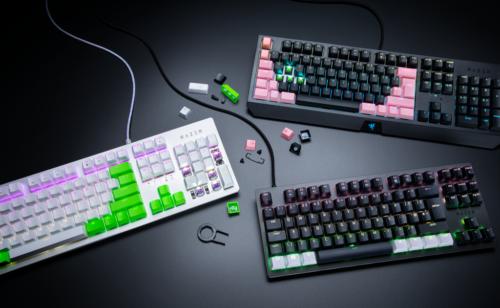 Razer's new accessories add RGB lighting to old keyboards