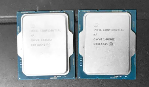 Intel Core i7-12700 trades blows with the AMD Ryzen 7 5800X on Geekbench