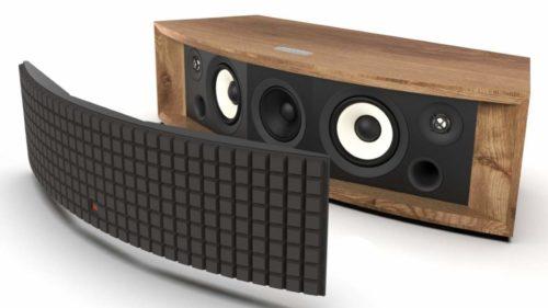 JBL L75ms music system: modern streaming, retro design