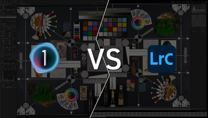Adobe Lightroom Classic vs Capture One 21