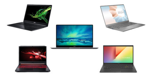 Laptops for students, WFH, under PHP 40,000