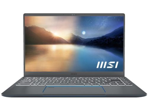 MSI Prestige 14 Evo: With improved Tiger Lake to a longer battery life