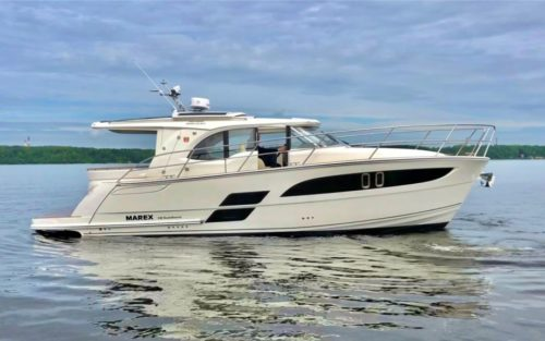 Countdown to Cannes Yachting Festival 2021: Marex 330 Scandinavia