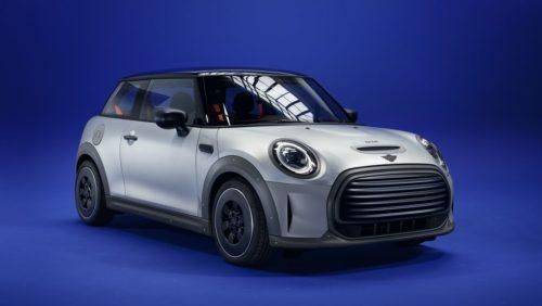 The Mini Strip Is a Pared-Back Mini Cooper EV by Fashion Guru Paul Smith