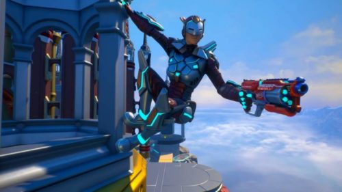 NERF: Legends takes toys to video game realm for multiplayer action