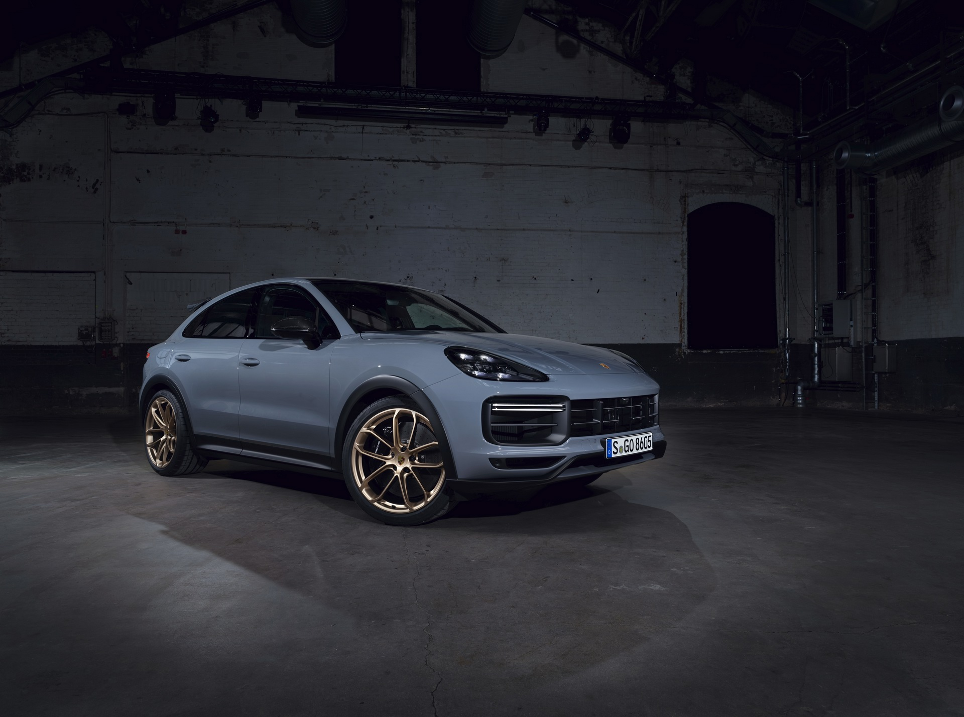 Porsche Panamera Turbo GT