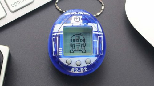 R2-D2 gets its own Tamagotchi with mini games and 19 skills