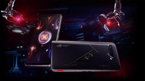 ASUS ROG Phone 5s vs Lenovo Legion Phone Duel 2: Specs Comparison