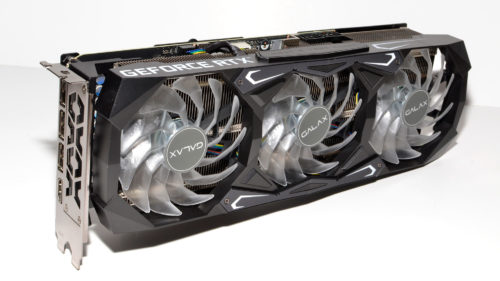 Galax GeForce RTX 3080 Ti SG Review