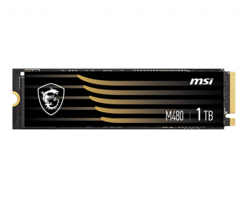 MSI Spatium M480 M.2 NVMe SSD Review