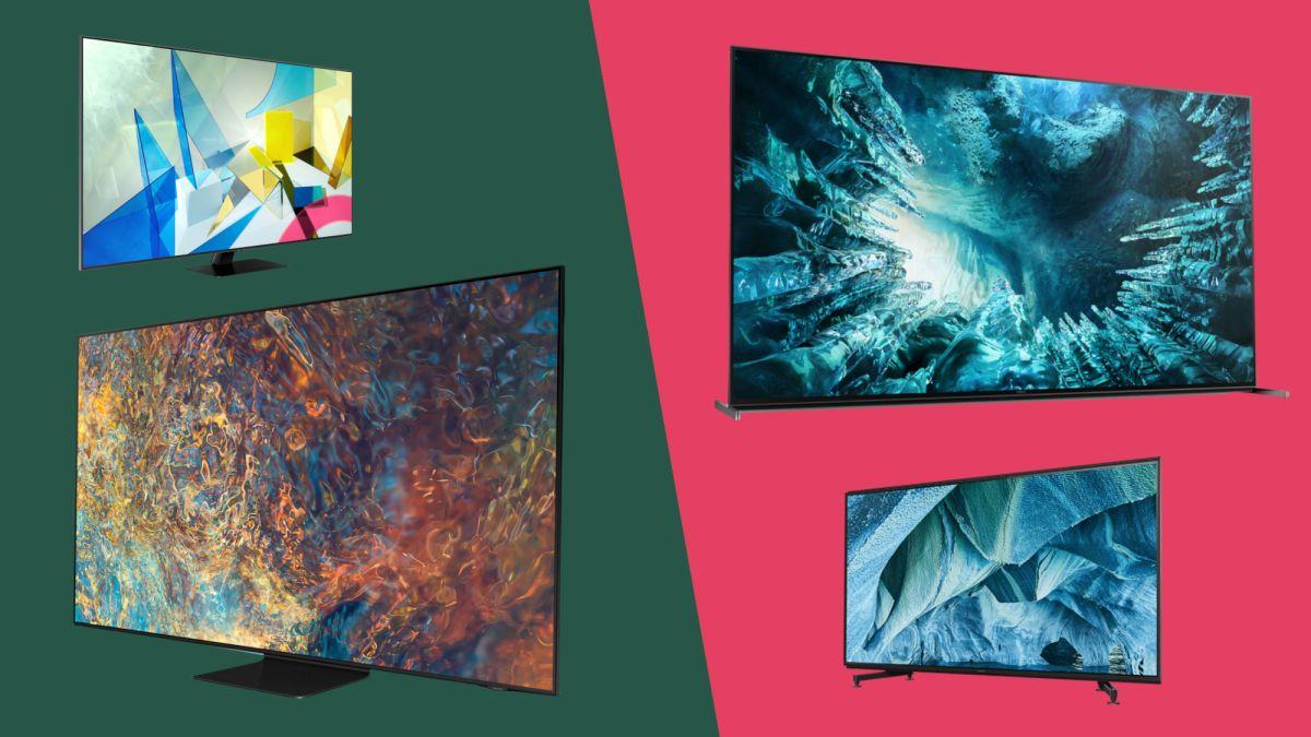 Samsung 8K TV vs Sony 8K TV