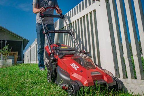 Skil 2x20V Lawn Mower PM4912B-20   PWRCore 20