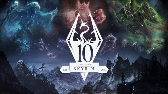 Elder Scrolls V: Skyrim Anniversary Edition
