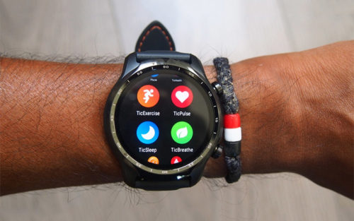 TicWatch Pro 3 GPS Review