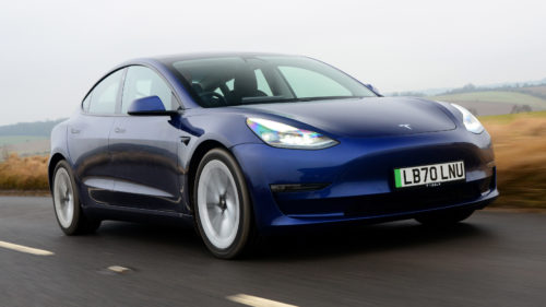 Watch the Tesla Model S Plaid smash the Nurburgring electric car record