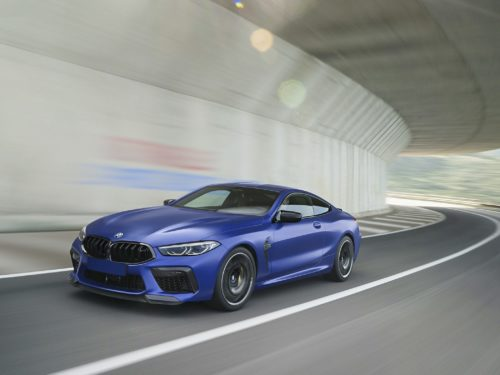 2022 BMW M8 Announced In The US As Much Cheaper Competition-Only Models