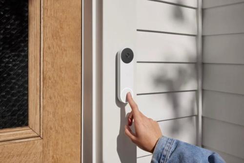 Nest Doorbell (battery) Review