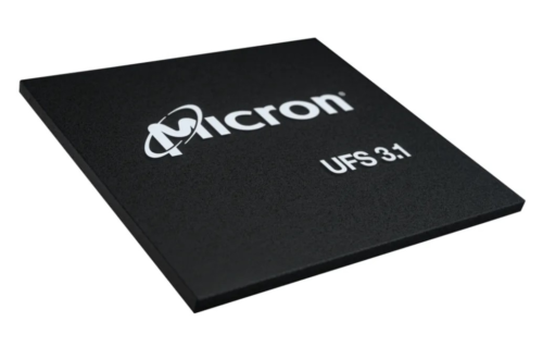 The Honor Magic3 series will be the first smartphones to launch with Micron's latest, 176-layer type of UFS 3.1 internal storage