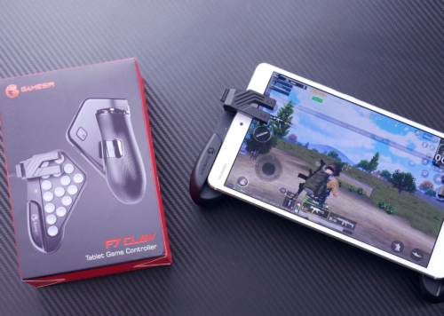 GameSir F7 Claw Review – Tablet Game Controller