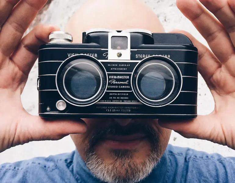 Viewmaster Personal Stereo camera
