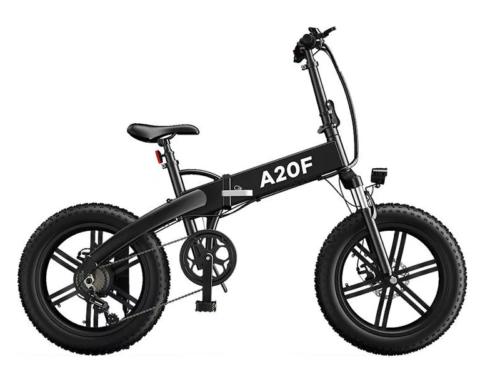 ADO A20F Electric Bike Review: Compared with ADO A20 Folding Bike