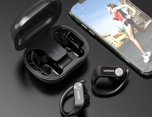 Lenovo LP7 IPX5 Waterproof HIFI Stereo Bass Earphone