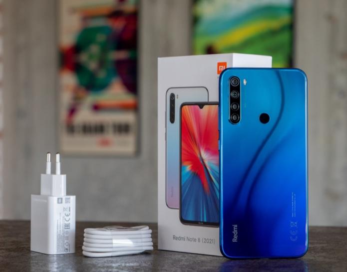 Xiaomi Redmi Note 8 2021