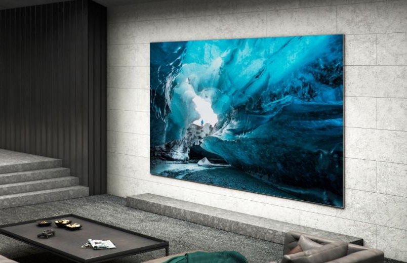 Samsung QD-OLED TV
