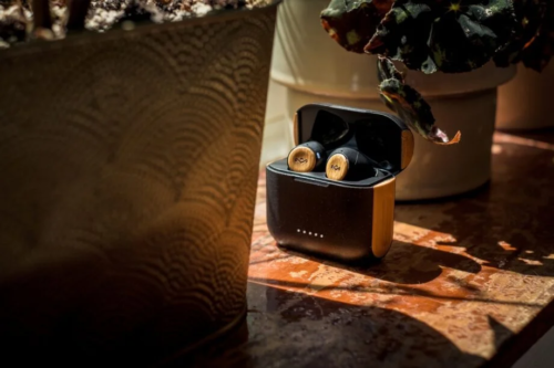 House of Marley's sustainable true wireless earbuds reflect a greener audio industry