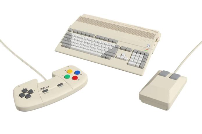 Amiga 500 mini console