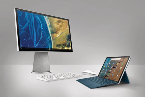 HP reveals back to school range, including a ChromeOS all-in-one desktop