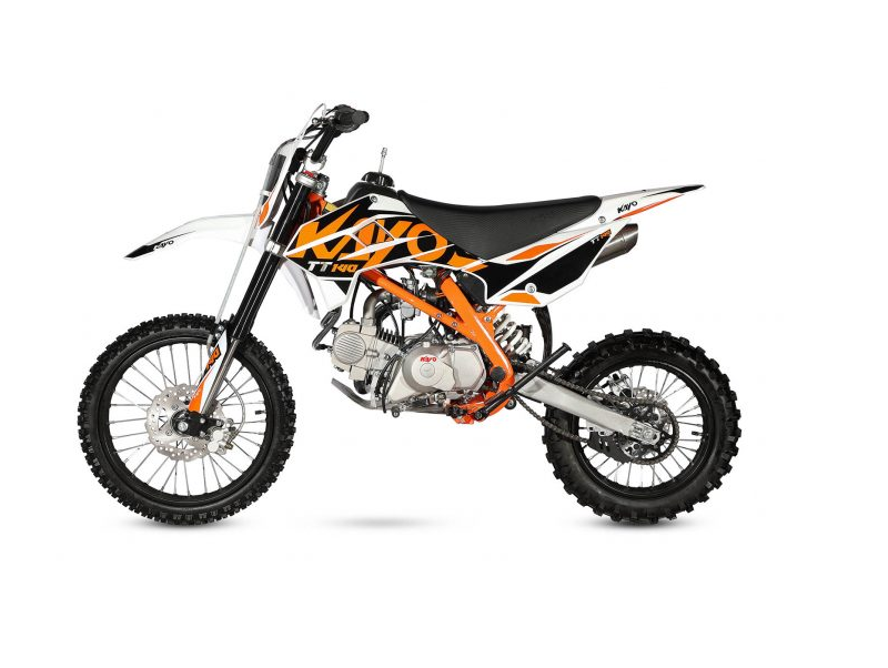 2022 Kayo Pit Bike Lineup