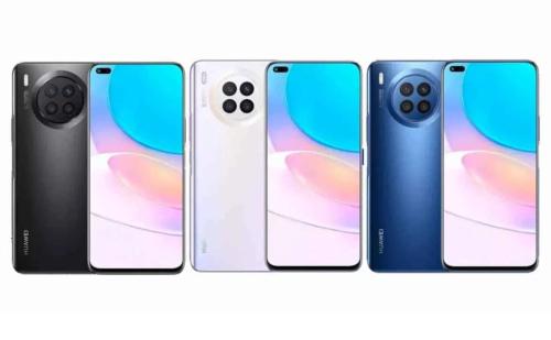 Huawei nova 8i Hands-on