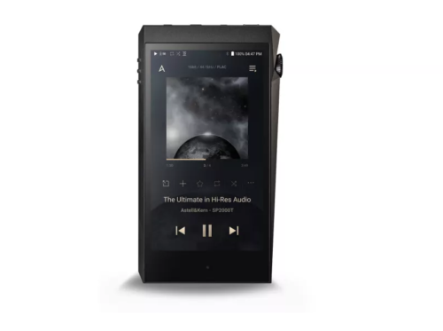 Astell & Kern readying A&ultima SP2000T hi-res music player