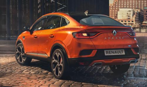 2022 Renault Arkana edges closer to Australian launch, more power confirmed