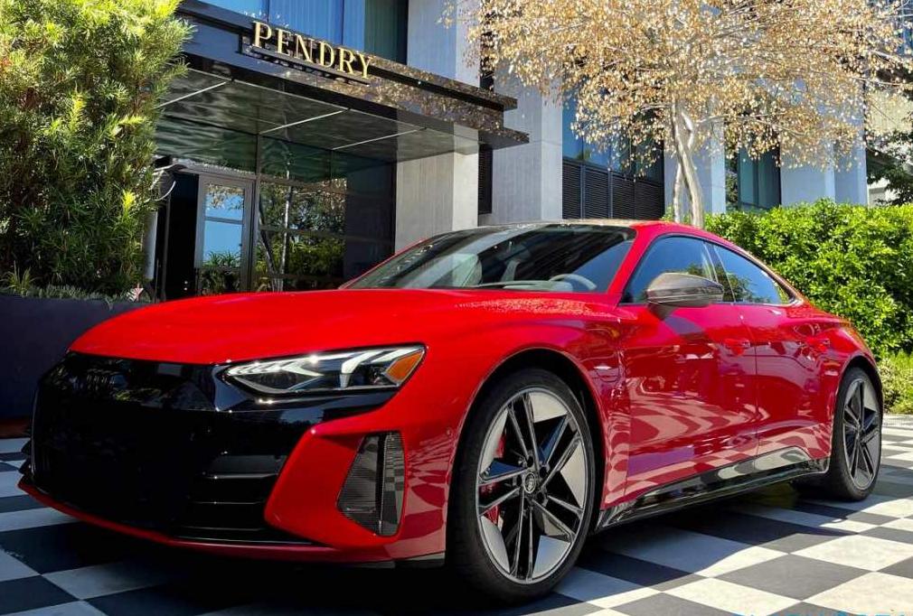 2022 Audi RS e-tron GT