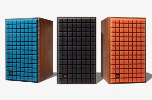 JBL's L52 Classic are its smallest retro-modern speakers yet