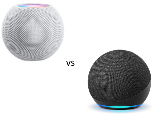 HomePod mini vs. Amazon Echo Dot: Which should you buy?
