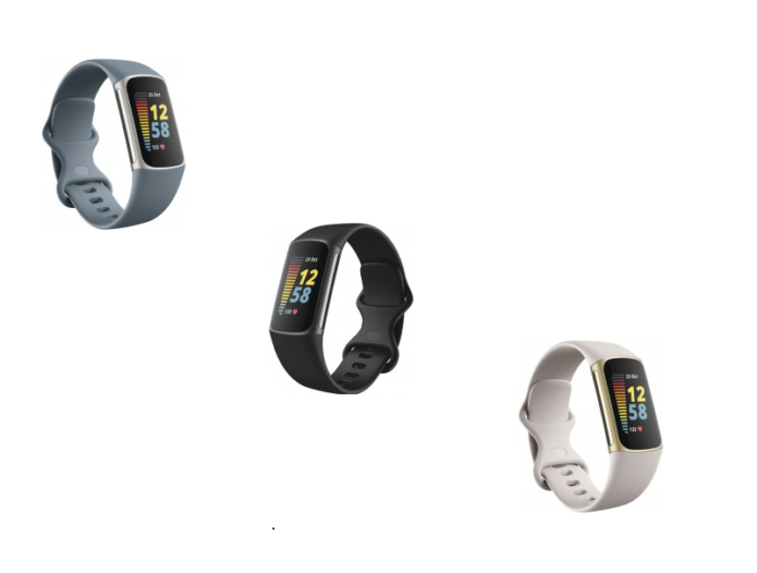 Fitbit Charge 5 leaks